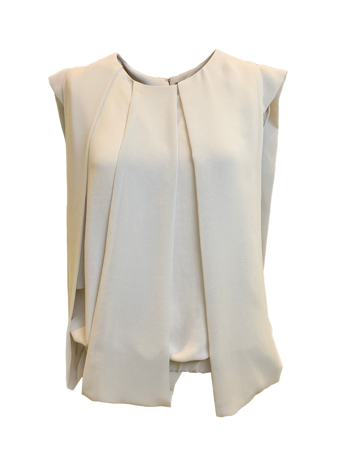 Layered Georgette blouse