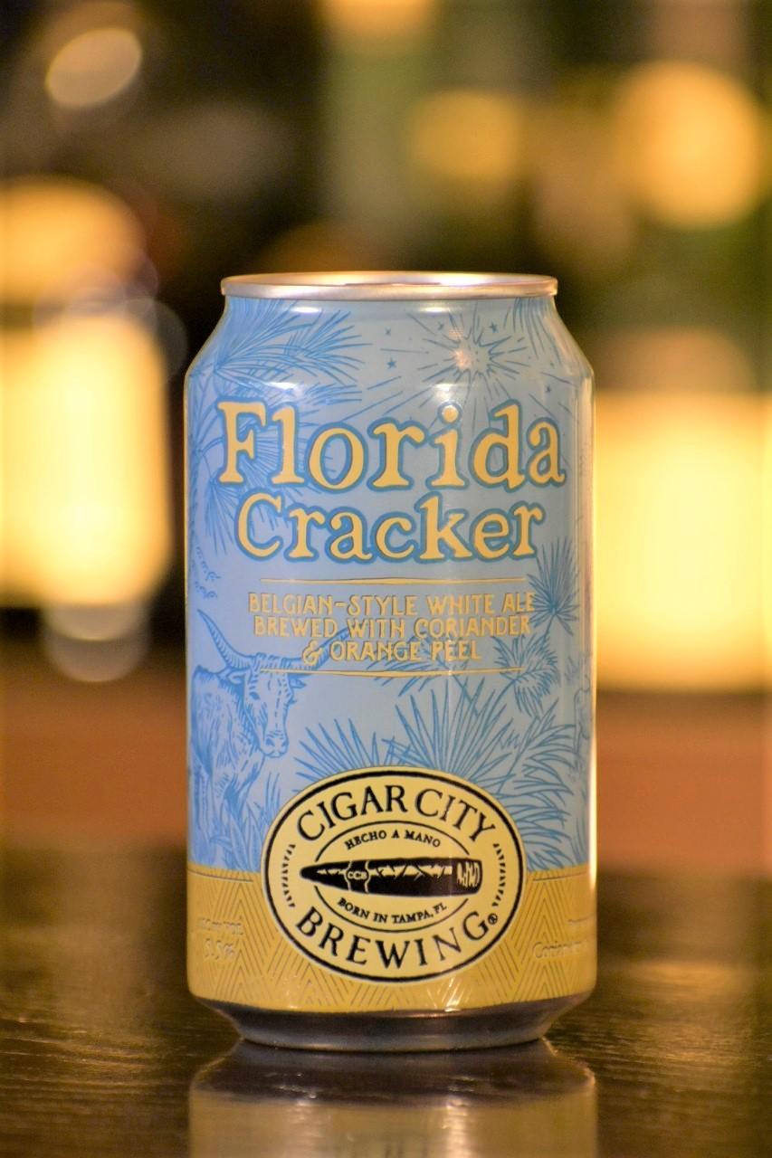フロリダ クラッカー 4缶セット