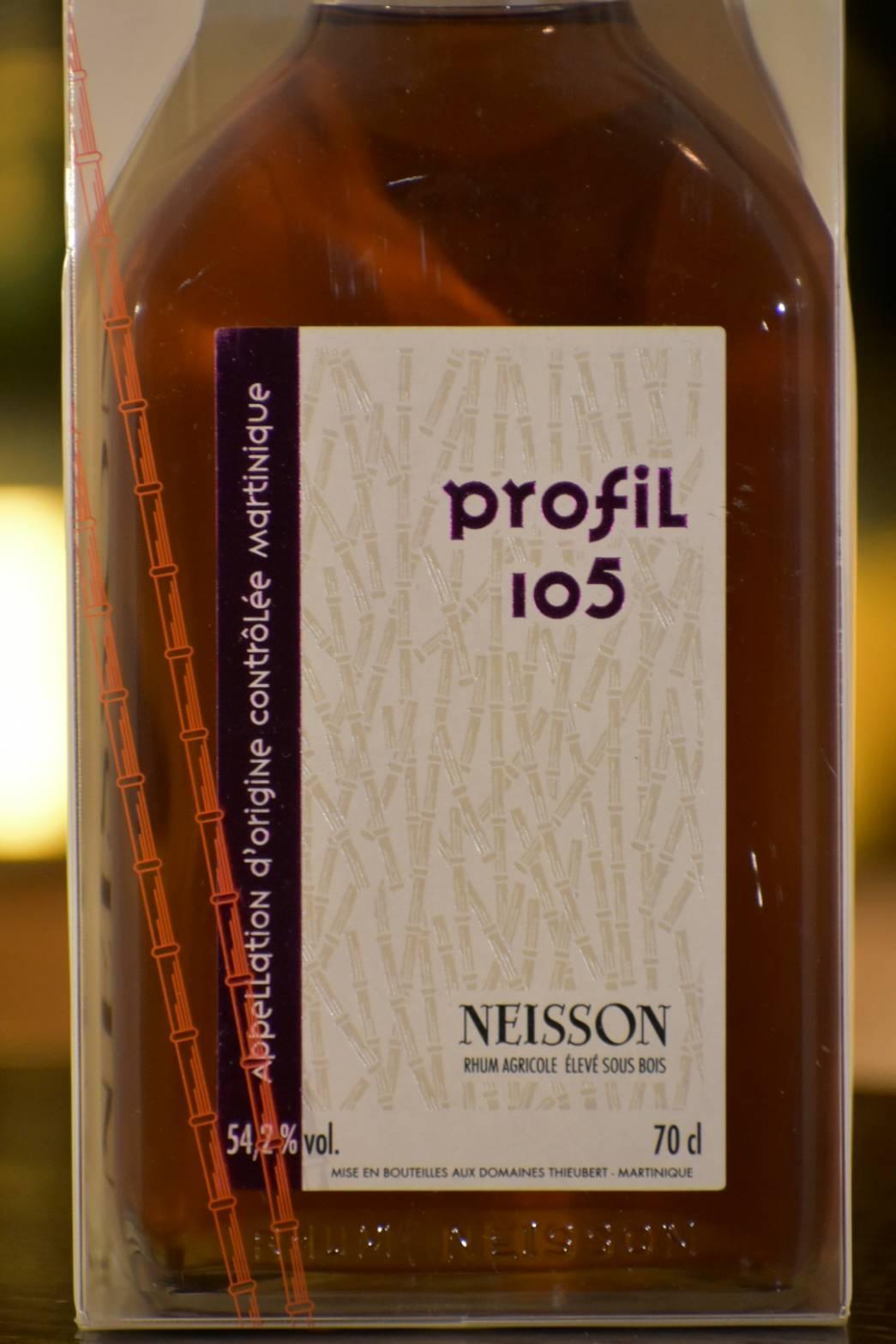ネイソン プロフィル 105