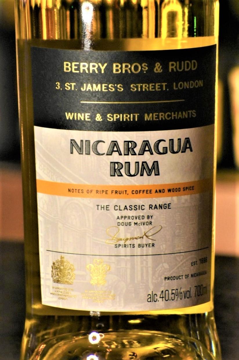 BB&Rクラシック ラム ニカラグア