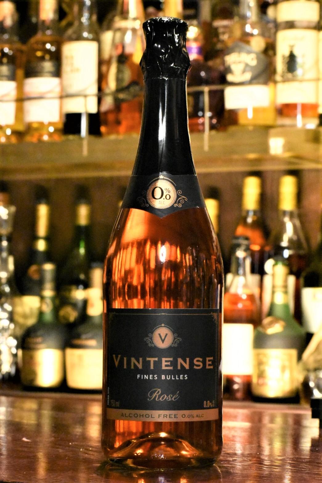 ヴィンテンス スパークリング ロゼ ノンアルコールワイン