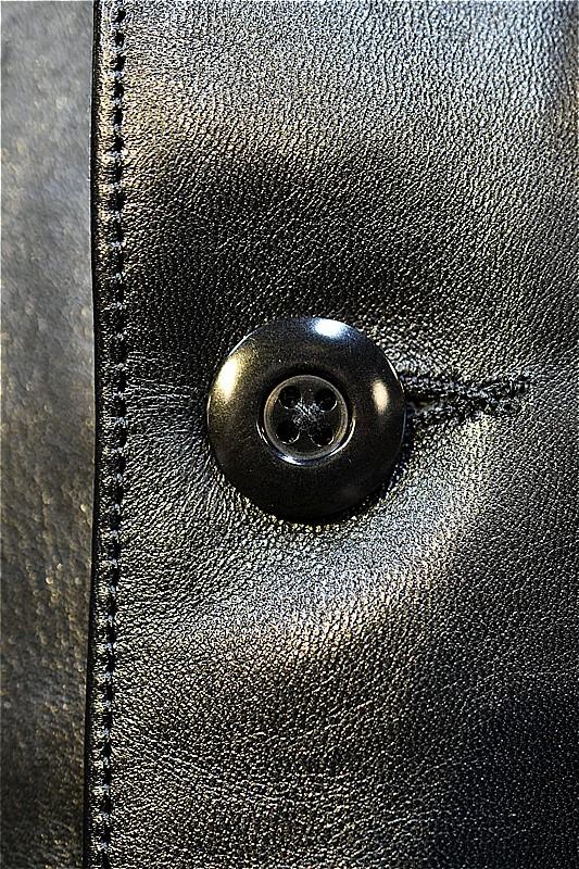アディクトクローズ カーコート ADDICT CLOTHES ACV-LJK02 HORSEHIDE CAR COAT ブラック