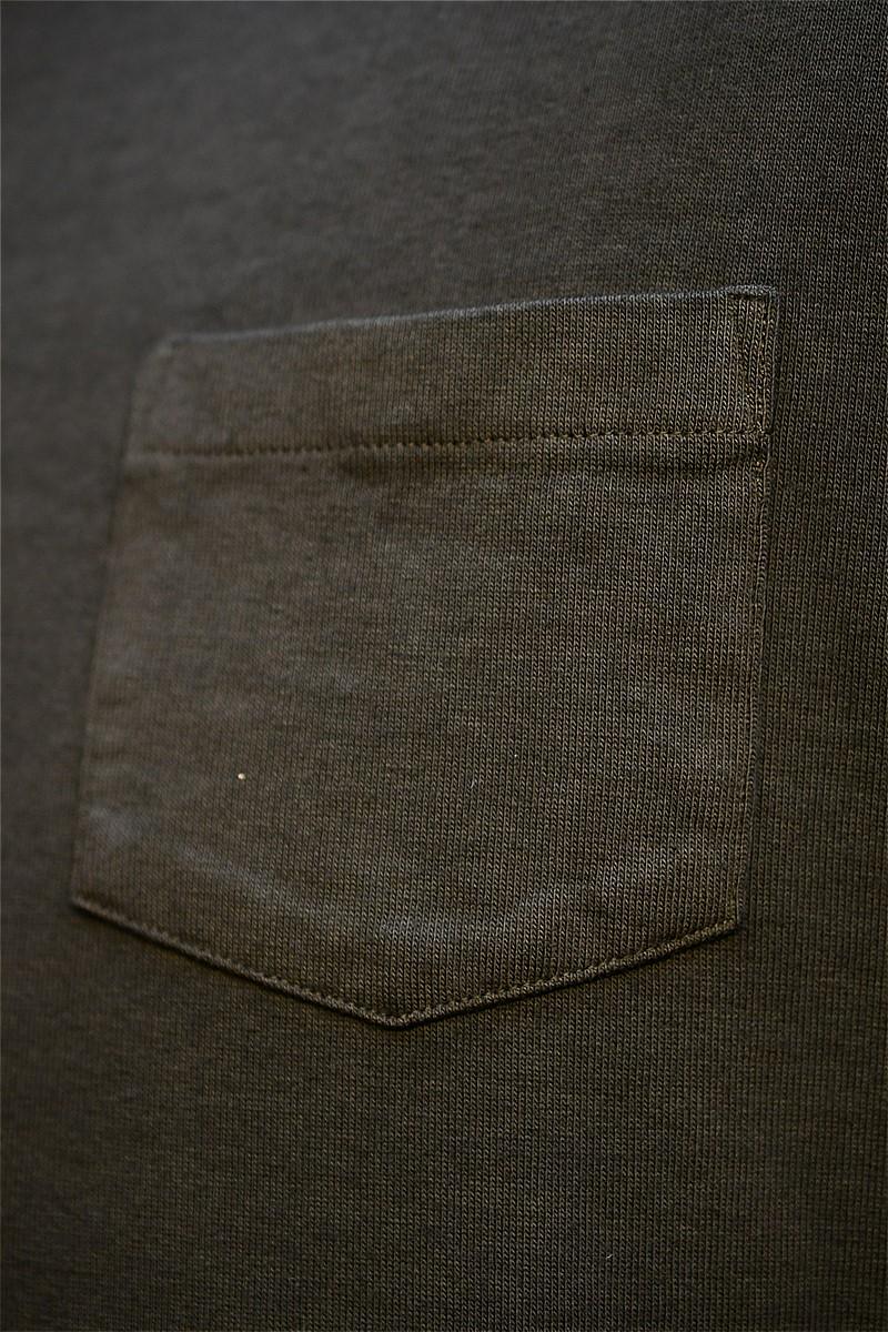 """トロフィークロージング 長袖Tシャツ TROPHY CLOTHING TR21AW-201 / """"Box Logo"""" OD L/S Tee ブラック"""