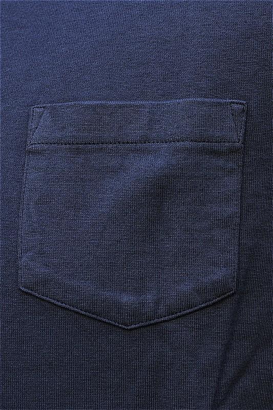 """トロフィークロージング 長袖Tシャツ TROPHY CLOTHING TR21AW-201 / """"Box Logo"""" OD L/S Tee インディゴ"""