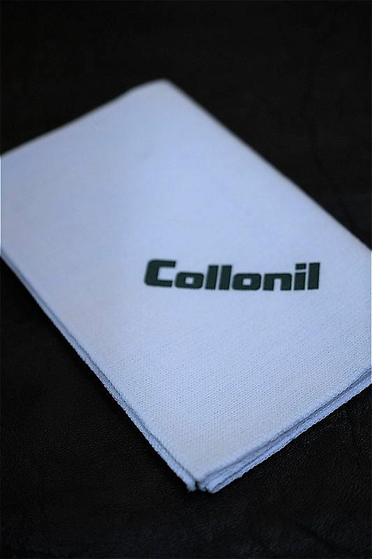 コロニル Collonil ポリッシングクロス