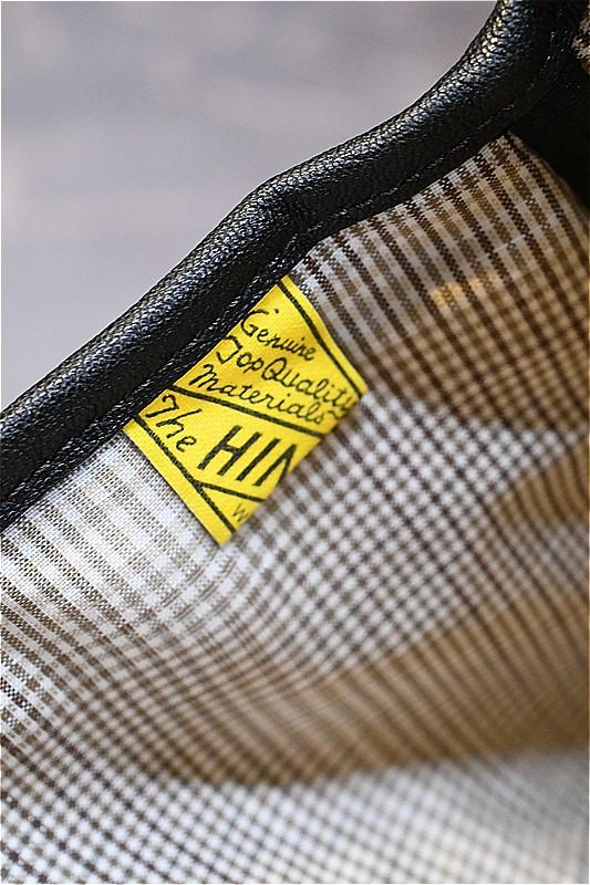 コリンボ バッグ COLIMBO HSN-023 HINSON WEATHER BEATER LIGHT WEIGHT CREEL SHOULDER チャコール