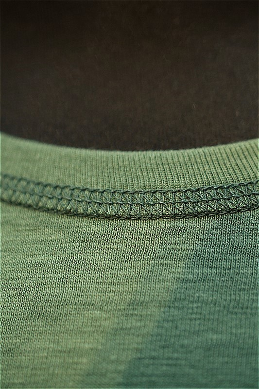 リアルマッコイズ Tシャツ REAL McCOYS MC17005 UNDERSHIRTS プレーン グリーン