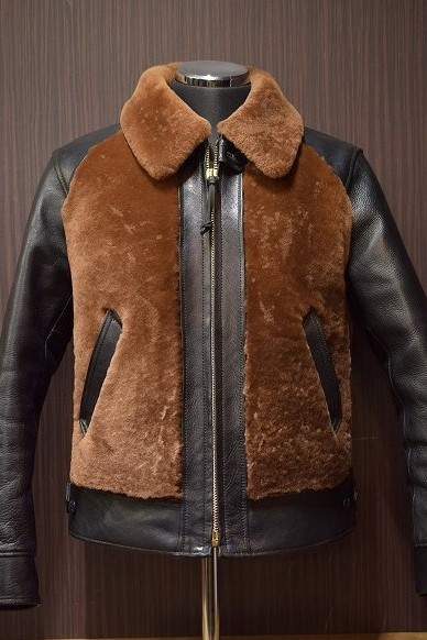 Y'2 LEATHER Y2-10-SP 20周年限定 RIZZLY MOTORCYCLE JACKET