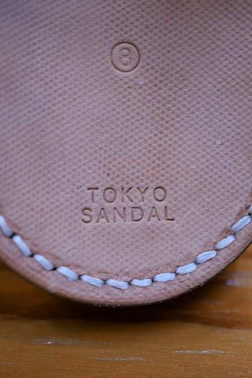 東京サンダル セッタサンダル TOKYO SANDALS TS-C05 SETTA SANDAL タン