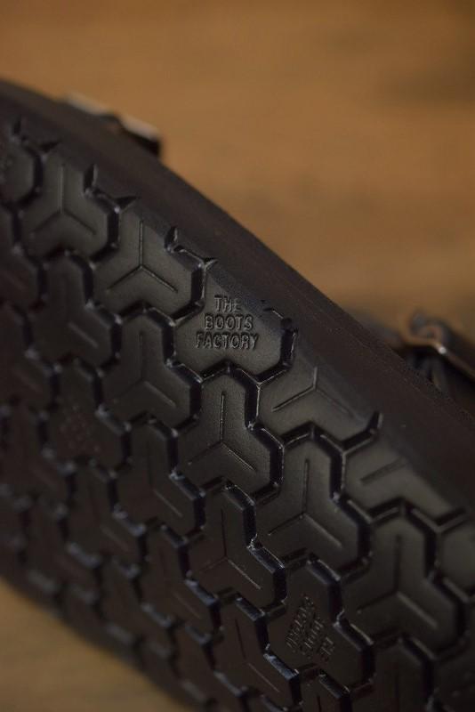 トウキョウサンダル TOKYO SANDALS TS-CO2 DOUBLE MONK SANDAL ブラック