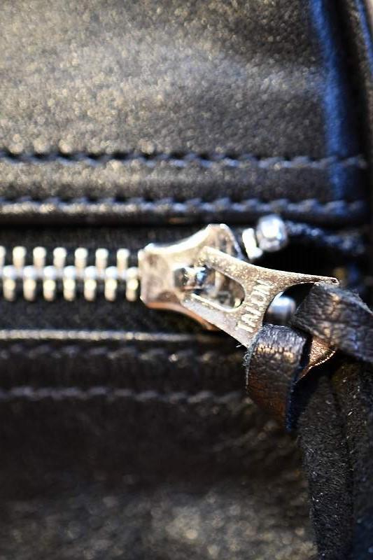 レインボーカントリー ショルダーバッグ RAINBOW COUNTRY ホースハイド ショルダーバッグ ブラック
