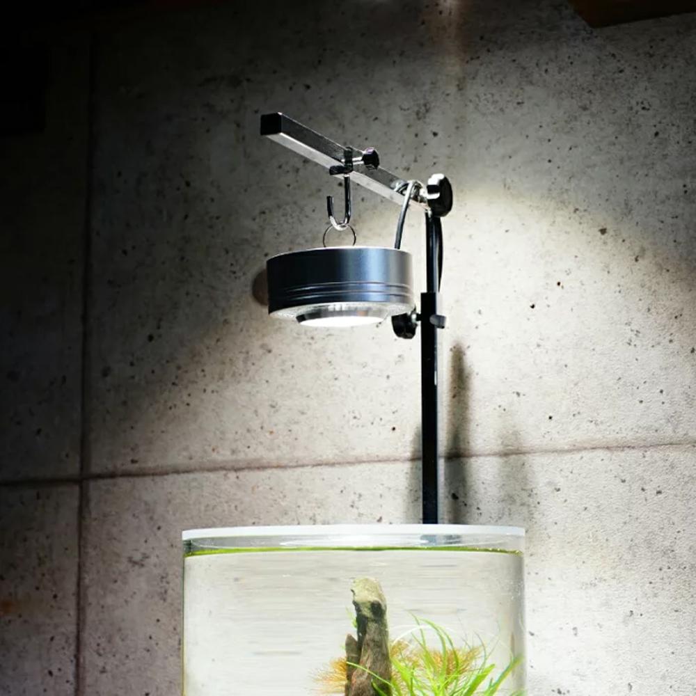 アクアライトスタンド アクアリウム照明 アクアリウムライト アクアリウムライトスタンド 電球なし