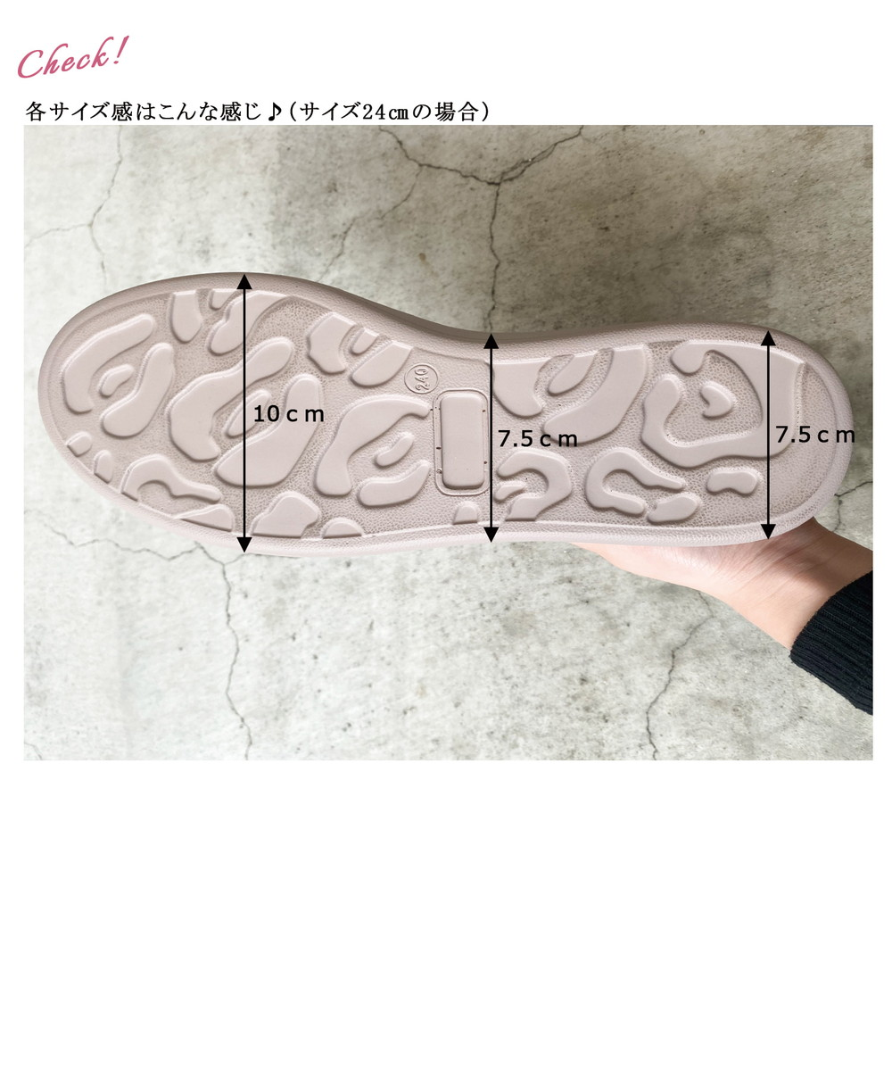 シンプル スニーカー 【宅配便】【BO2020AW】