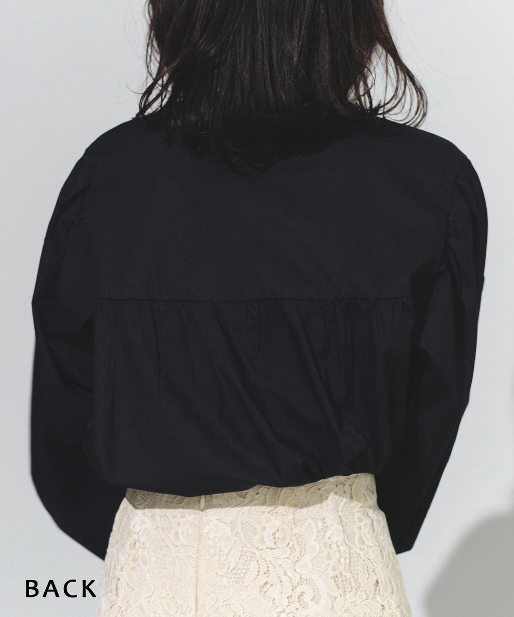 ノーカラーシャツ 【宅配便】【BO2021SS】