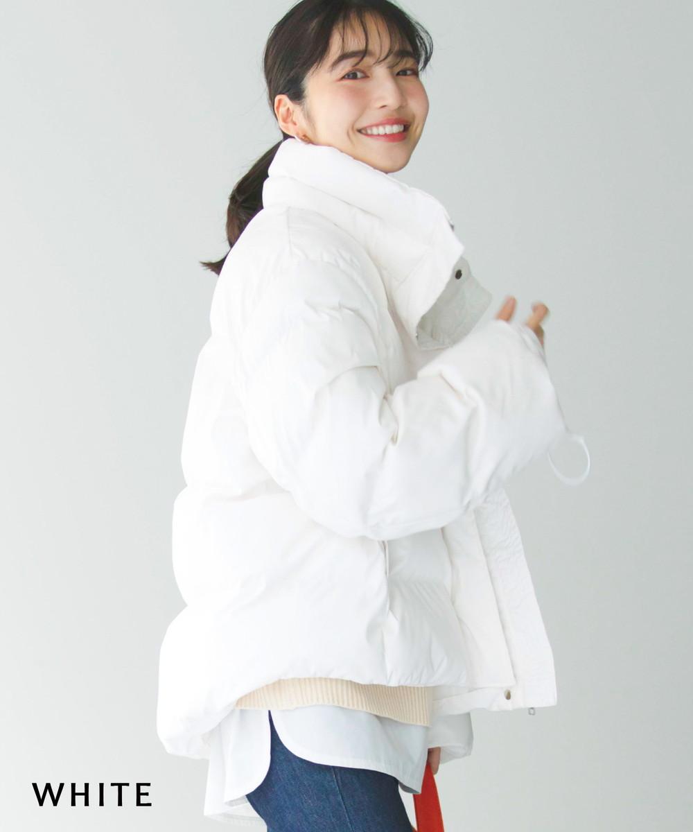 中綿ショートコート【宅配便】【BO2020AW】