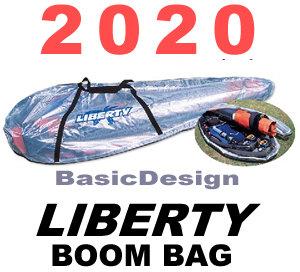 2020 リバティ LIBERTY PVCブームバッグ セミ防水 (new)