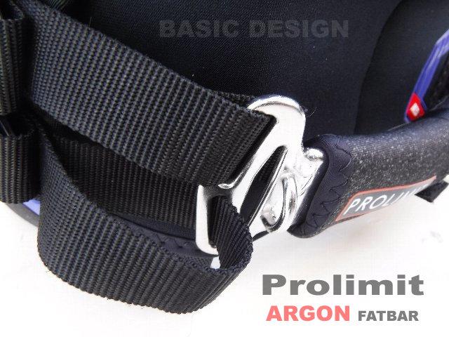 2020 プロリミット ハーネス アルゴン PROLIMIT WSF WAIST ARGON HARDBACK (new)