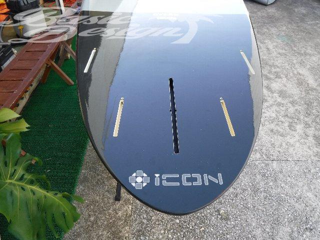 """2017 アイコン ディラン ICON DYLAN PVC 9'6""""135L(中古/USUP-101)"""