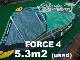 2016 ナッシュセイル フォース4 NAISH FORCE4 5.3m2  (中古/USW-470)