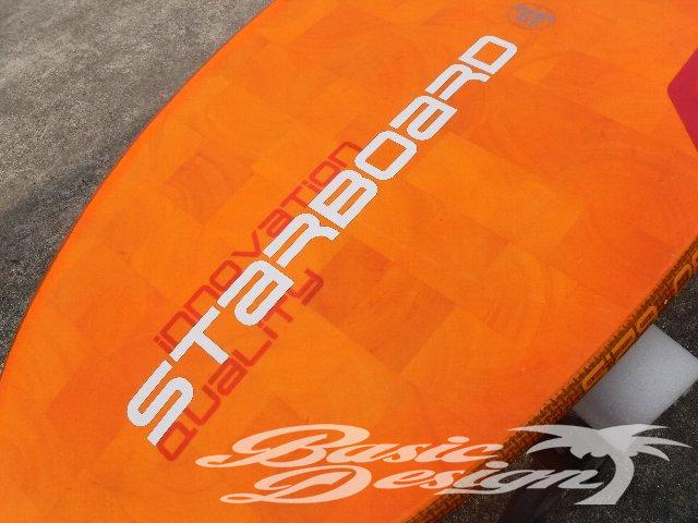 2019 スターボード ウルトラコードウェイブ STARBOARD ULTRAKODE wave 99バルサ  (中古/UBW-245)