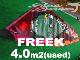 2019 セバーンセイル フリーク SEVERNE FREAK 4.0m2  (中古/送料無料/USW-466)