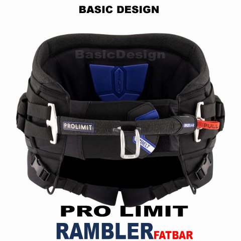 2020 プロリミット ランブラー パンツハーネス PROLIMIT RAMBLER (new)