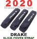 2020 ドレイク スリック フット ストラップ DRAKE SLICK FOOT STRAP (new)