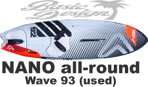 2020 セバーン ナノ オールラウンドウェイブ  SEVRERNE NANO All-round Wave 92L (中古/UBW-243)