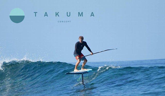 2017 タクマ SUPフォイル TAKUMA SUP Foil (new/送料無料)