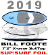 """2019 ビルフット フォイルボード BILL FOOTE 7'2"""" X-over SoftTop 2in1 (new/送料無料)"""