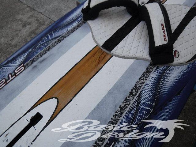 2009 スターボード エボ STARBOARD EVO XTV 66 (中古UBW-231)