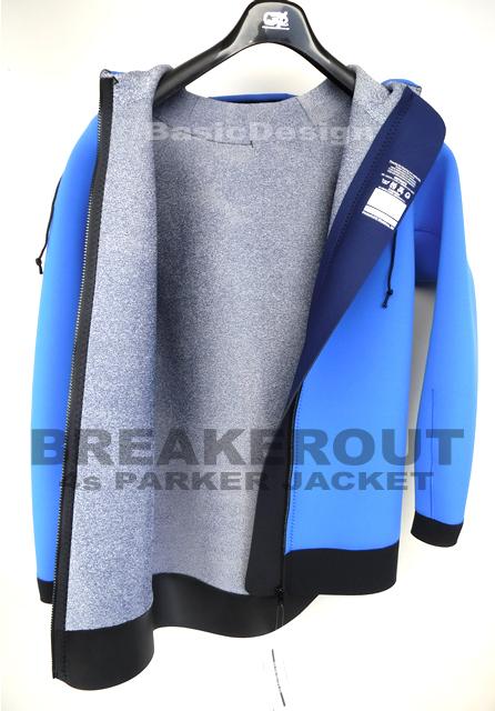 2021 ブレーカーアウト 4シーズン パーカージャケット BREAKEROUT 4s PARKER JACKET  (new/ver:5)