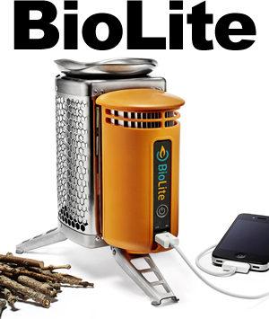 バイオライト BioLite キャンプストーブ(POTアダプター) ( 品番 #1824222 )