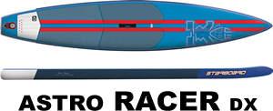 """2016 スターボード アストロレーサー ASTRO RACER 12'6"""" エアーSUP  (new/送料無料)"""