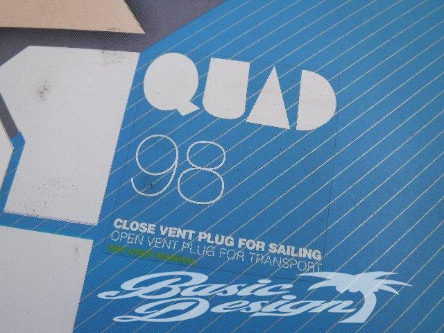 2013 クアトロ クアッド リーバイ・サイバーQUATRO QUAD LS 98  (中古/UBW-249)