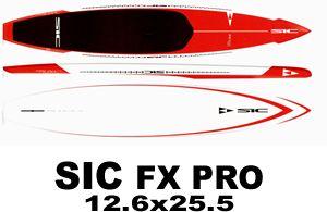2016-17 エスアイシー SIC FX-12.6 PRO SCC レースボード (中古/16sic-FX(used))