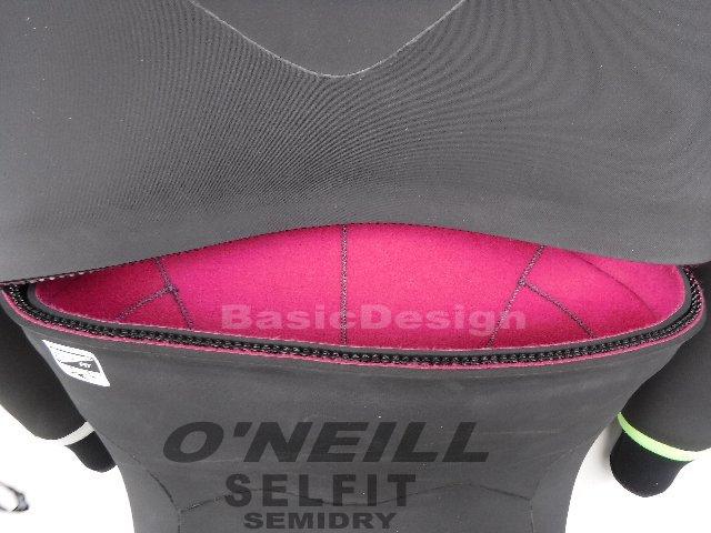 2018-19 オニール セルフィット セミドライ O'NEILL SELFIT SEMIDRY サイズML限定品(品番:XWW-4670)