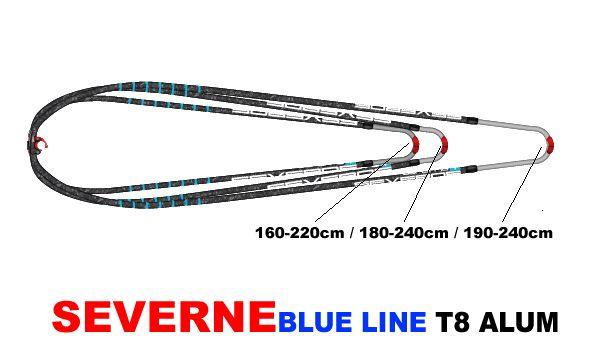 2018-20 セバーンブーム ブルーライン SEVERNE BOOM BLUE LINE アルミブーム (new)