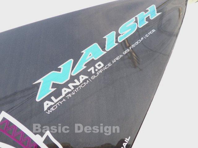 2016 ナッシュ アラナ SUPパドル NAISH Alana 2ピースパドル (new)