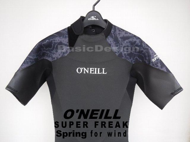 2019 オニール ウインドスーパーフリーク スプリング O'NEILL SUPER FREAK SPRING for Wind  (品番:WF-3520)