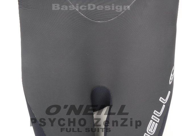 2018 オニール サイコ ゼンジップ フルスーツ O'NEILL PSYCHO Z.E.N..ZIP サイズML限定品 (品番:XSF-1760)