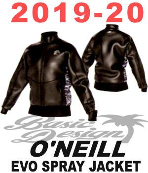 2019-20 オニール エヴォ スプレー ジャケット O'NEILL EVO SPRAY JACKET (品番:WA-1150)