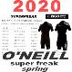 2020 オニール スーパーフリーク スプリング O'NEILL SUPER FREAK SPRING サイズMLサンプル品 (品番:WF-7020)