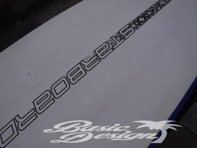 2008 スターボード エボ STARBOARD EVO XTV 80 (中古/UBW-235a)