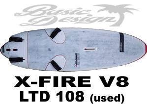 2016-17 アールアールディ エックスファイヤー RRD X-FIRE LTD V8 108 (中古/UBS-148)