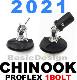 2021 チノック  プロフレックス ベース CHINOOK PROFLEX 1BOLT ピン/カップ式(new/会員無料)