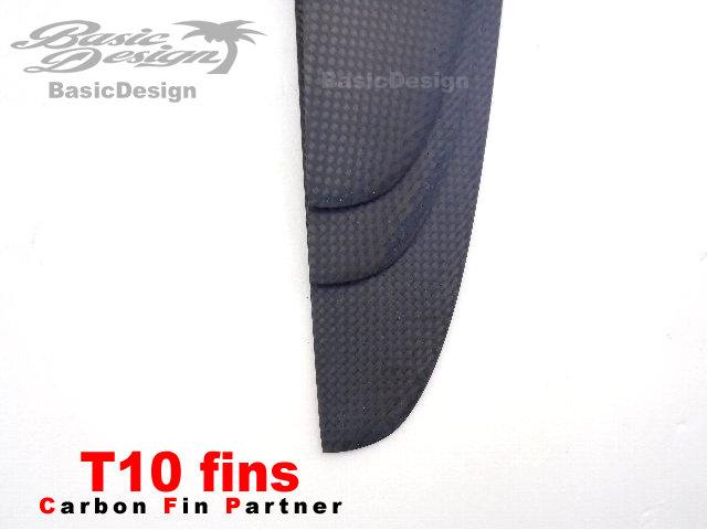 2021 ティテン フィンズ カスタムカーボンレースフィン T10 FINS CUSTOM CARBON RACE FIN (new/会員無料)
