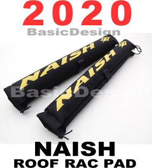 2020 ナッシュ ルーフラックパッド NAISH ROOF RACK PAD  (new)