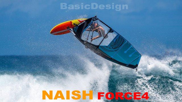 2021 ナッシュセイル フォース4 NAISH SAIL FORCE 4 (new/送料無料)