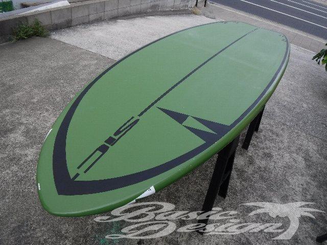 """2013-14 エスアイシー フィッシュ SIC FISH GC 8'8"""" (中古/USUP-100)"""